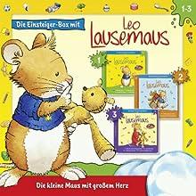Leo Lausemaus Einsteiger-Box: Folge 1 -3 Hörspiel von Maren Hargesheimer Gesprochen von: Sabine Kluckert, Cathlen Gawlich, Frank Arnold