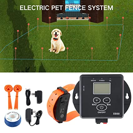 Amazon com : INVISIBLE GATE in-Ground Electronic Wireless Remote Dog