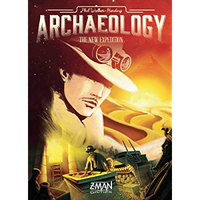 Archaeology: The New Expedition: Toys & Games [5Bkhe0901389]