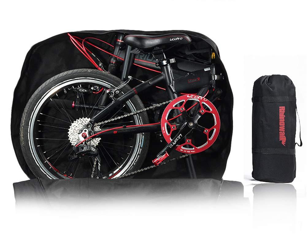 KOSSJAA Faltrad transporttasche Tragetasche Fahrrad Reisen