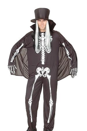 Boland 87325 - esqueleto traje adulto SUPERLUXE: Amazon.es ...