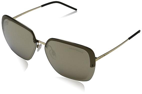 Emporio Armani EA2045 31245A Damensonnenbrille Metall YWBIfq
