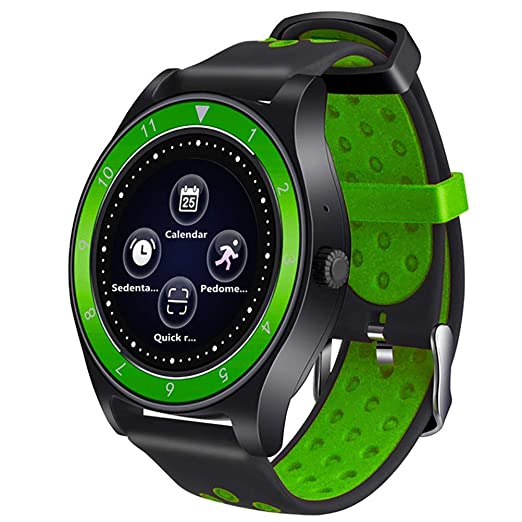Bbiao Bluetooth Smart Watch R10 Soporte Sim Card Cámara Podómetro ...
