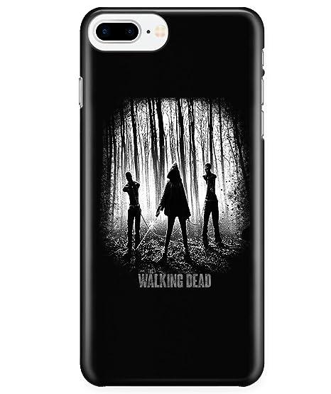 Zombie in The Walking Dead iphone case