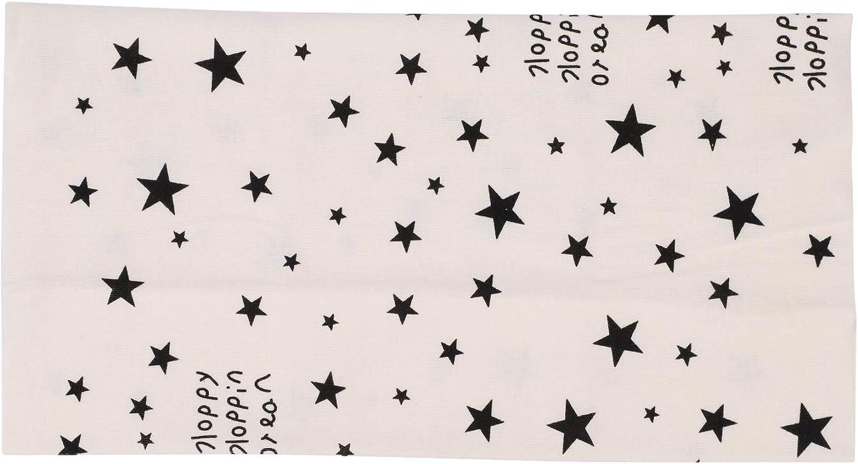 Qchomee Bambini 100/% cotone fazzoletto da collo neonata ragazzo bandana maglione sciarpa scaldacollo multifunzionale fascia elastica copricapo resistenza ai raggi UV invecchiato 1-8 anni