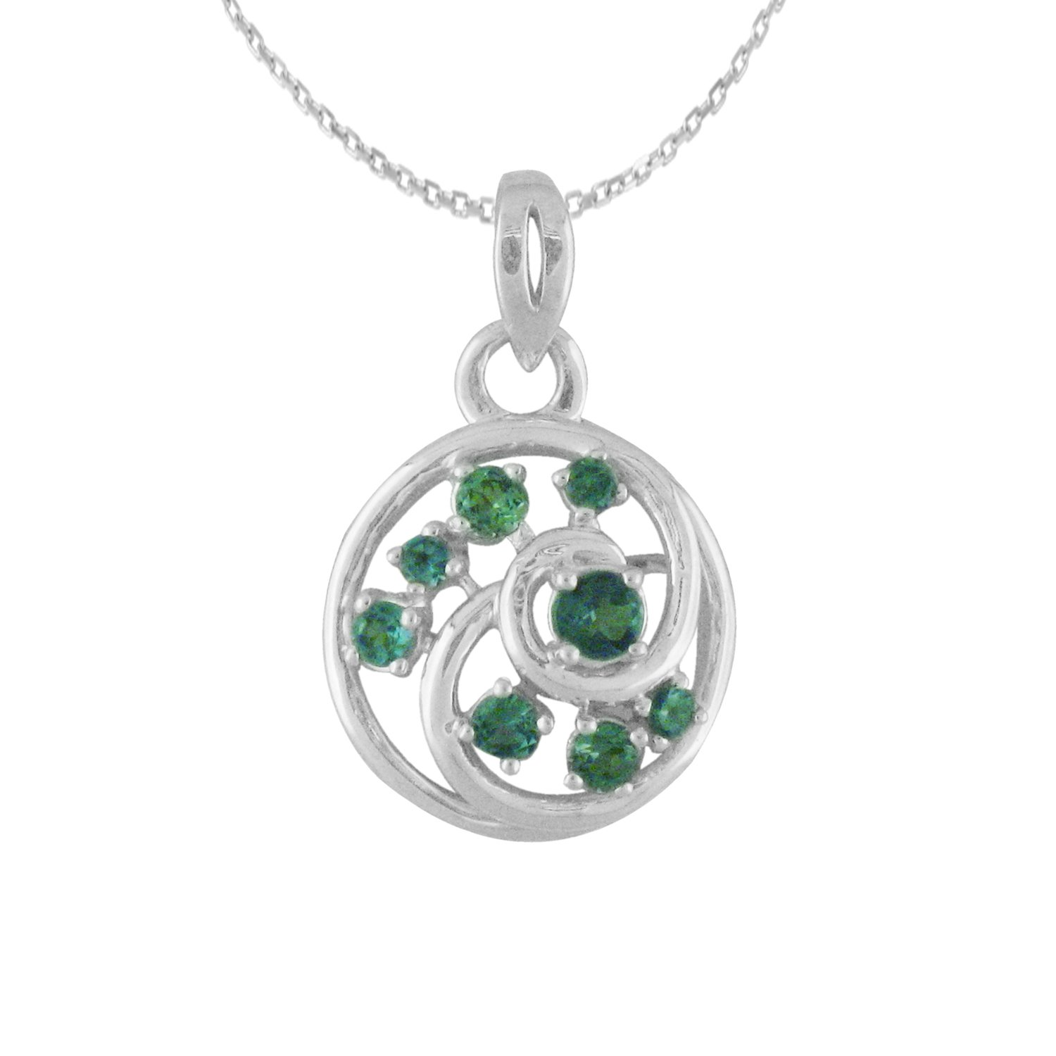 birthstone june products necklace w ring inspired princess silver alexandrite diana pendant