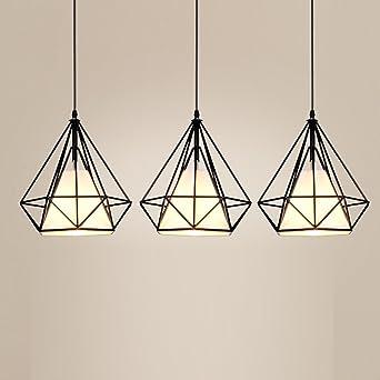 Moderne éclairage De Plafond Creative Fer Forgé Lustre Bar Ou Salle