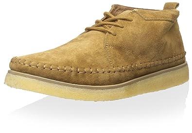Pointer Men's Karl Boot, Dark Camel, 42.5 M EU/9 ...