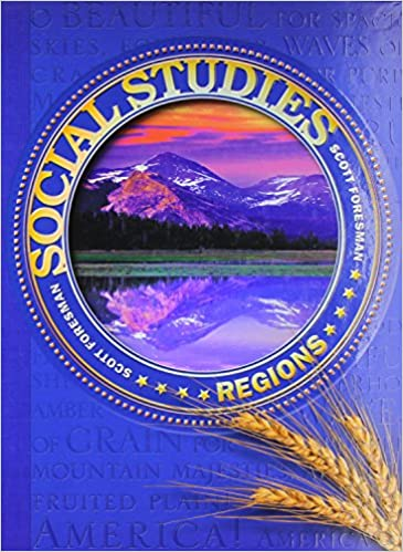 Social Studies Regions Scott Foresman Social