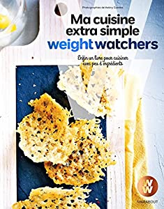 "Afficher ""Ma cuisine extra simple Weight watchers"""