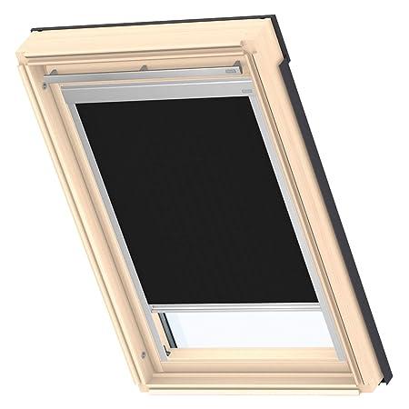 VELUX Verdunklungsrollo Classic Dachfenster, M06, 306, Schwarz