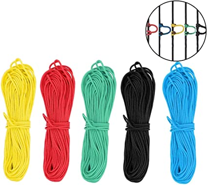 10 Feet  Archery Nylon D Loop Rope 3M Compound Bow Arrow Accessories Strings