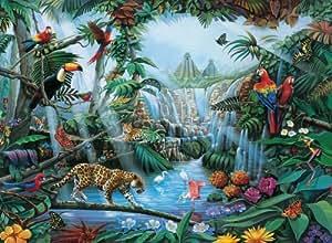 Clementoni - Puzzle de 6000 piezas con diseño Forest (36512.8)