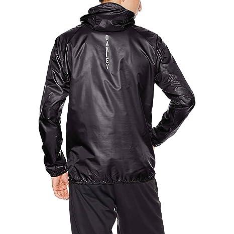 Oakley Mens Enhance Wind Anorak Jacket 1.7
