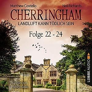 Cherringham - Landluft kann tödlich sein: Sammelband 8 (Cherringham 22-24) Audiobook