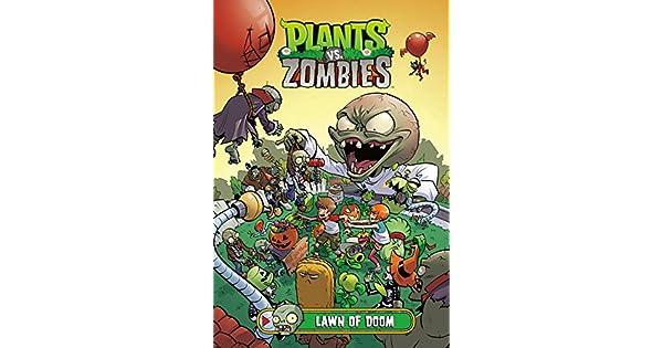 Amazon.com: Plants vs. Zombies Volume 8: Lawn of Doom ...