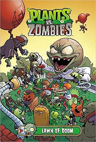 amazon plants vs zombies volume 8 lawn of doom paul tobin ron