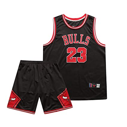 cheaper 8f77b b3ff3 Michael Jordan #23 Jersey, Chicago Bulls Basketball Jersey ...