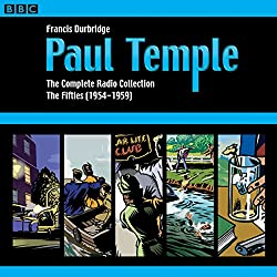 Paul Temple: The Complete Radio Collection: Volume Two