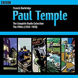 Paul Temple: The Complete Radio Collection: Volume Two Radio/TV Program