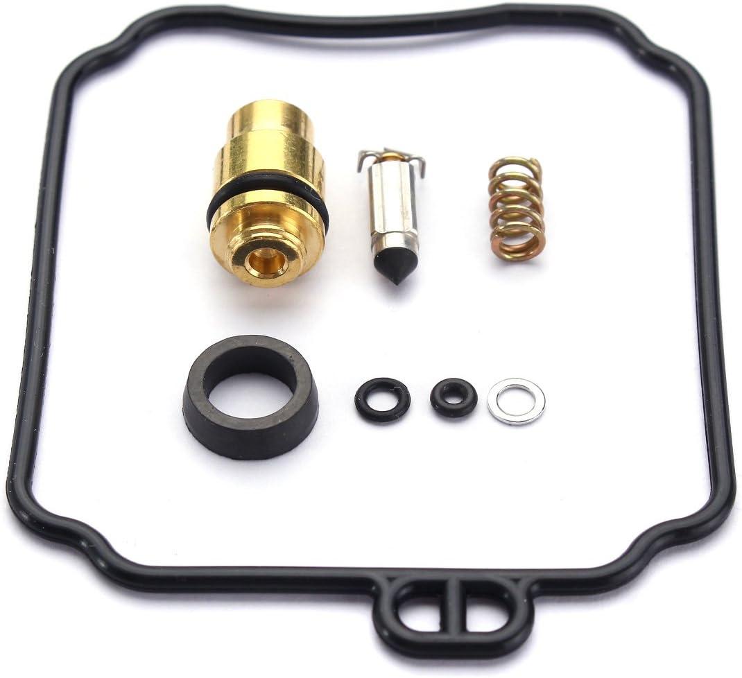 PANGUN Carburateur Carb Reparation reconstruire des Kits pour Yamaha XV250 Virago XVS650 V-Star 18-5171