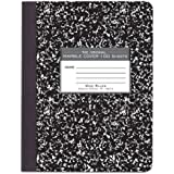 Roaring Spring Marble Cover Wide Rule Composition Book, 9.75 x 7.5, 100 Pages (77230)