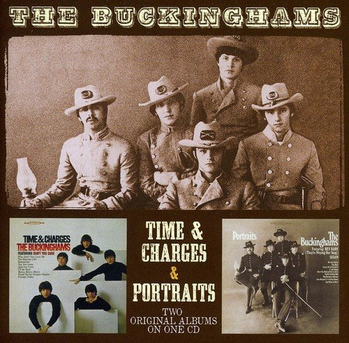 Time & Charges / Portraits from CD
