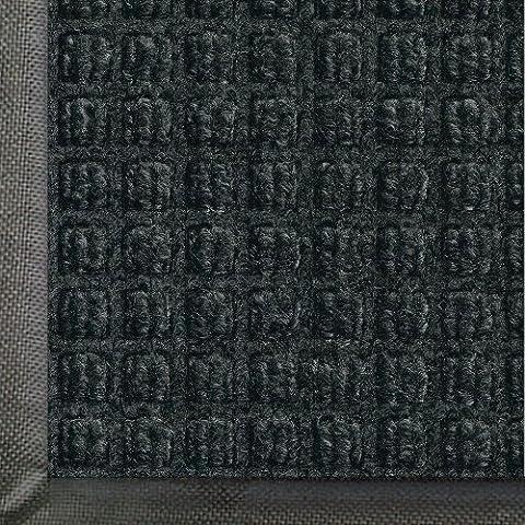 Andersen 200 WaterHog Classic Polypropylene Fiber Entrance Indoor/Outdoor Floor Mat, SBR Rubber Backing, 6' Length x 4' Width, 3/8
