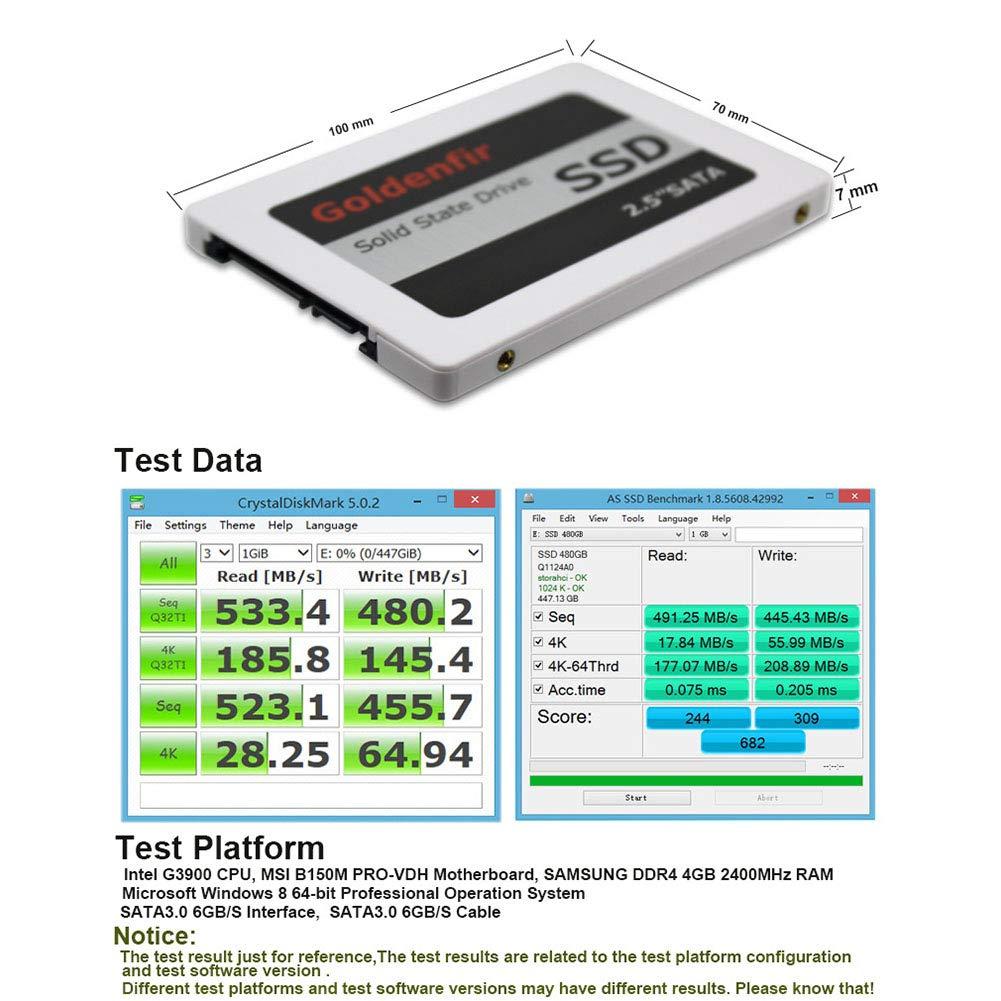 Disco Duro portátil SSD 2.5, Unidad de Estado sólido SSD ...