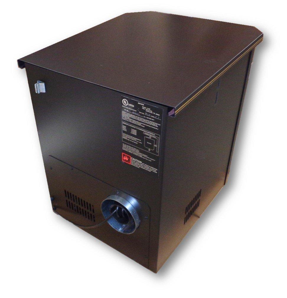 CORN STOVE - Adjustable BTU 8,000 - 30,000 BTU's - Direct Vent - MADE IN USA!