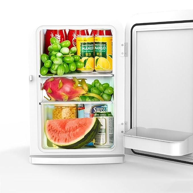 YZY 16L Congelador Pequeño Micro Refrigerador Refrigerador De ...