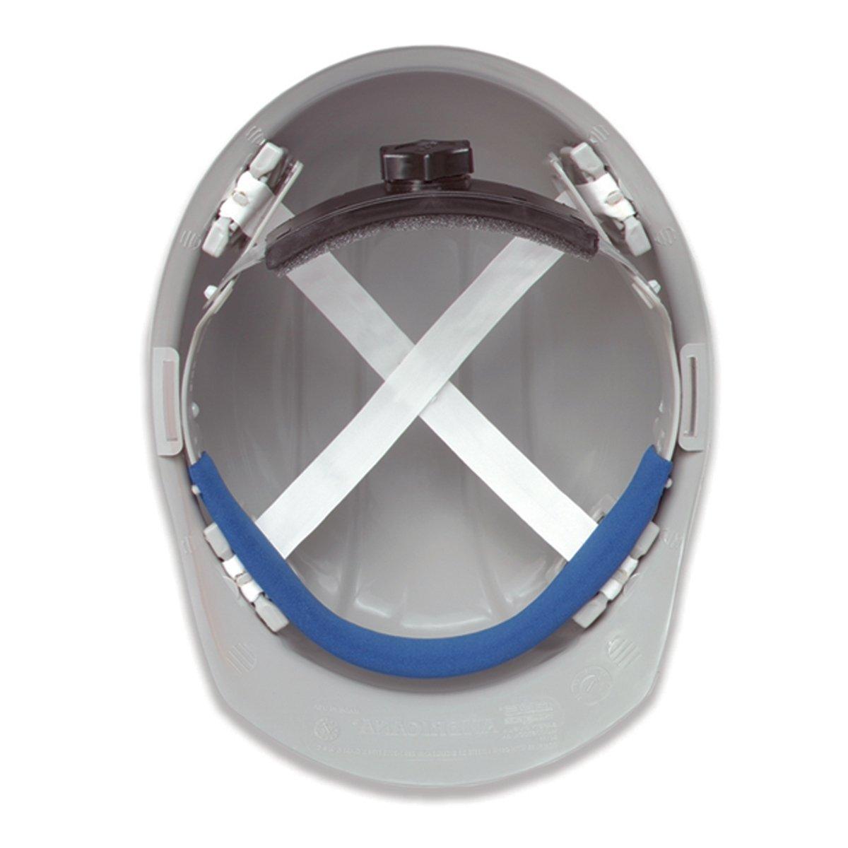 Blue Adjustable ERB Safety 039-19380 I-575R Replacement Ratchet Suspension Plastic//Nylon