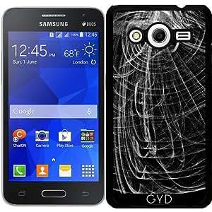 Funda para Samsung Galaxy Core 2 SM-G355 - Campos Magnéticos by hera56