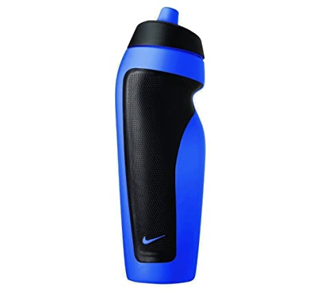 cheap for discount 38c1b 2105a Nike Plastic Water Bottle, 600ml (Multicolour)