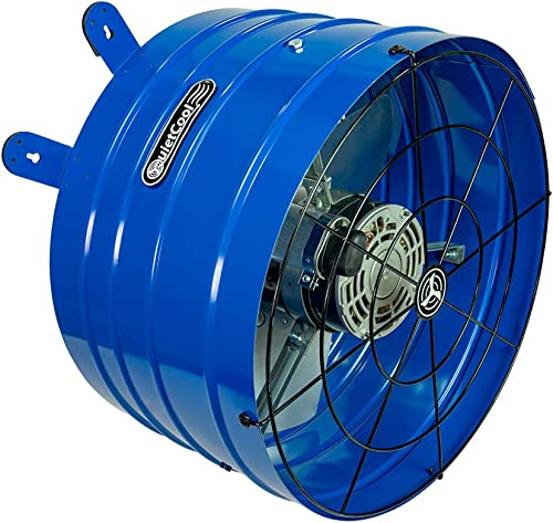 QuietCool Attic Gable Fan with Thermostat AFG PRO-2.0