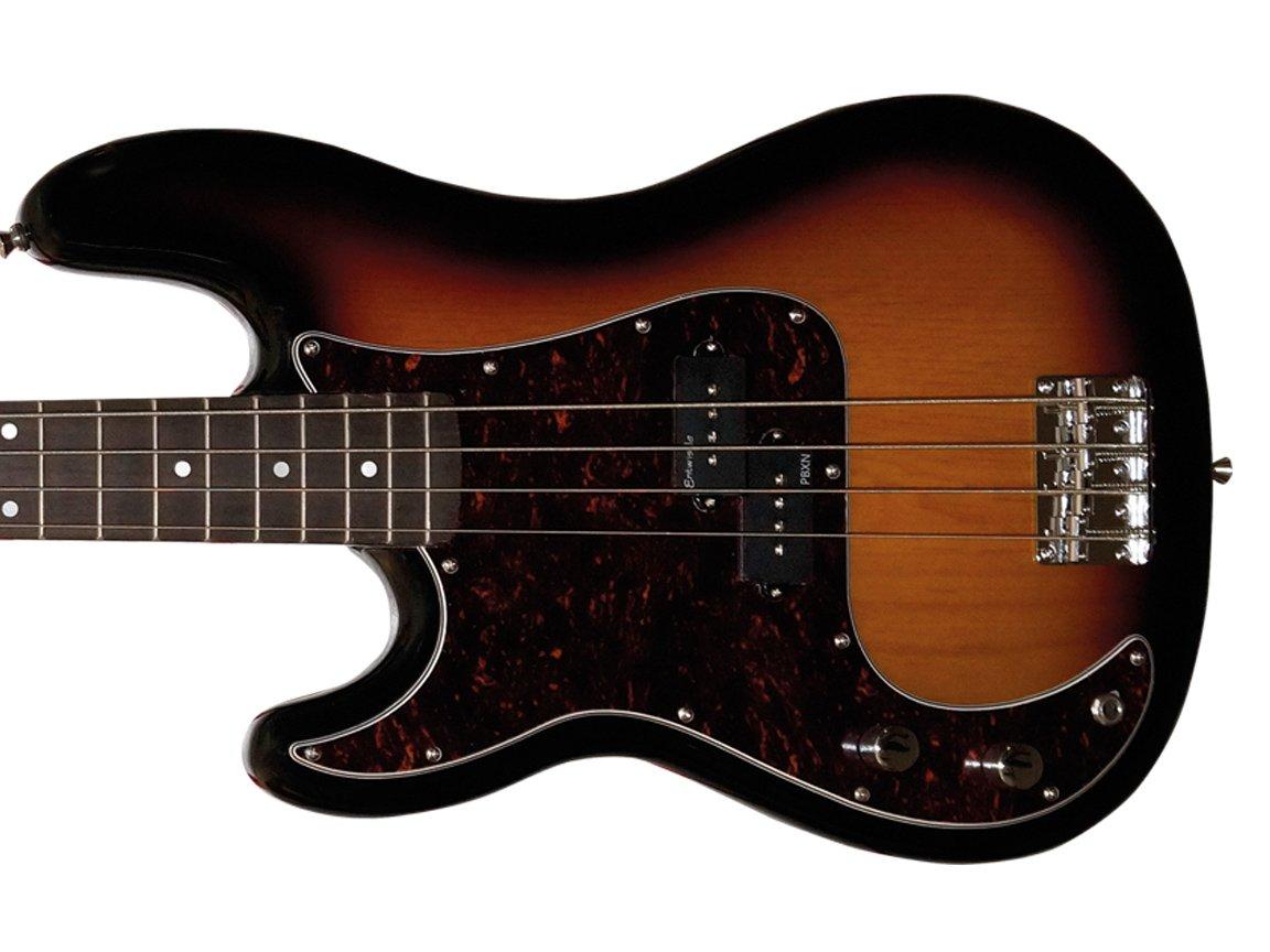 Revelación RPB-65 L/H de la mano izquierda de guitarra de Bajo eléctrico: Amazon.es: Instrumentos musicales