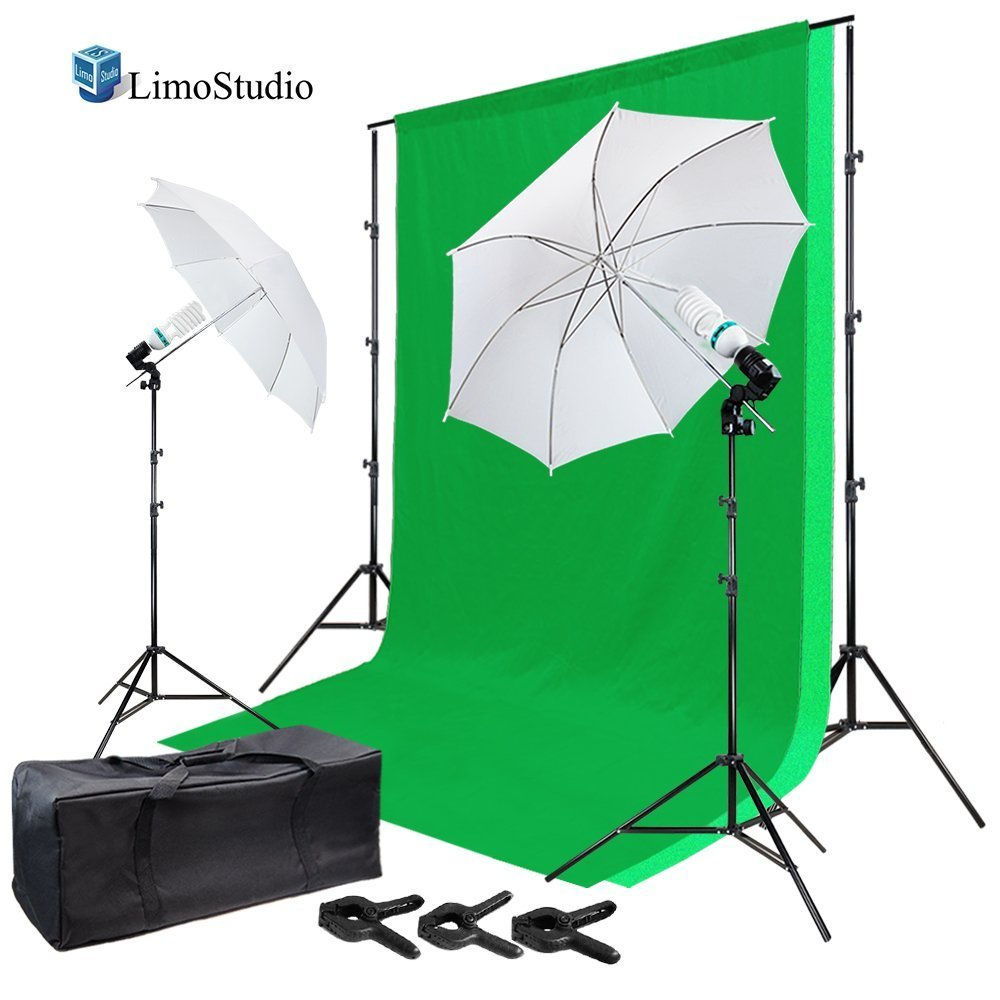 LimoStudio Video Studio Lighting Bundle Kit