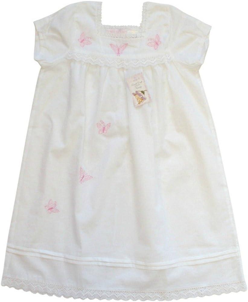 Powell Craft Ragazze Maddy camicia da notte 100/% Cotone 1-12 Anni Angel//fata