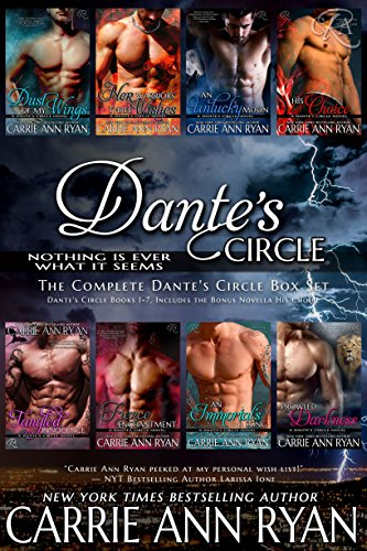 Download for free The Complete Dante's Circle Series
