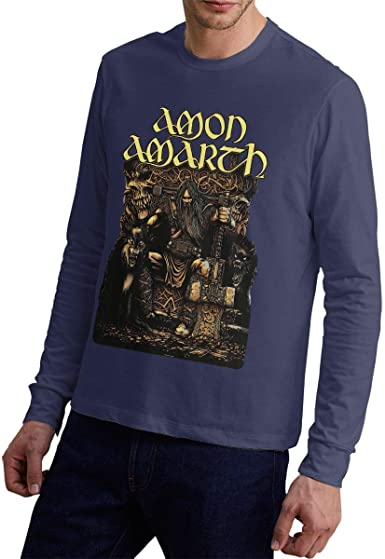Camiseta de manga larga para hombre Amon Amarth