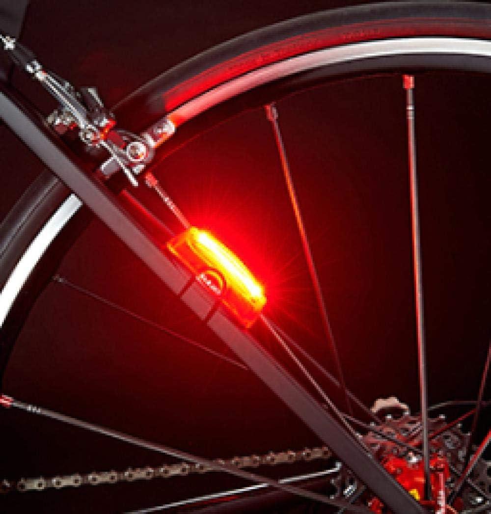Amolvgtrt Luz de Bicicleta Luz de Cola de Ojo de Gato Luz de Cola ...
