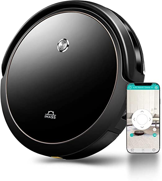 Self-Charging and Thin Carpets Robot Vacuum Cleaner with Smart Mapping System
