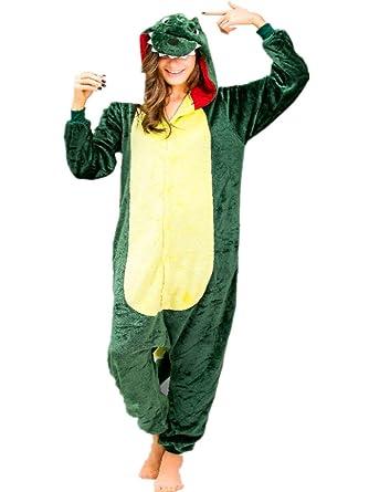 unisexo pijamas enterizos para adultos entero onesie animales primark dinosaurios for height 59