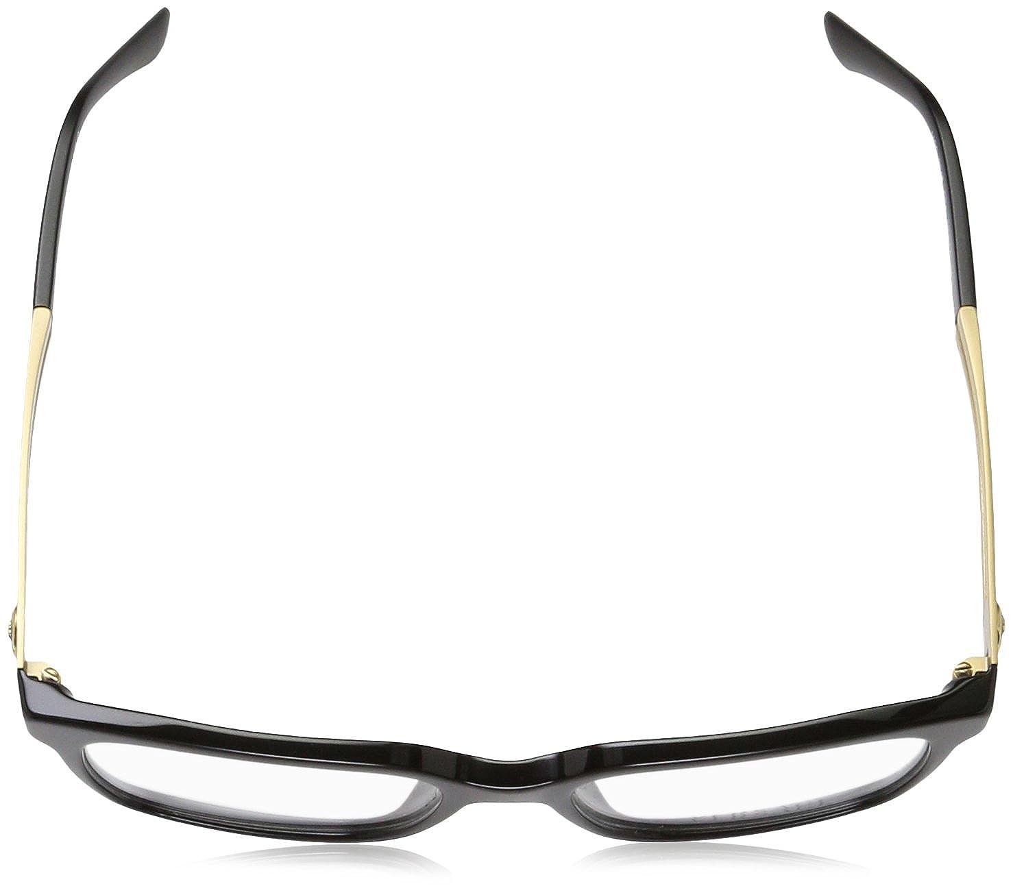 6549ce890eb Amazon.com  Eyeglasses Versace VE 3218 GB1 BLACK  Clothing