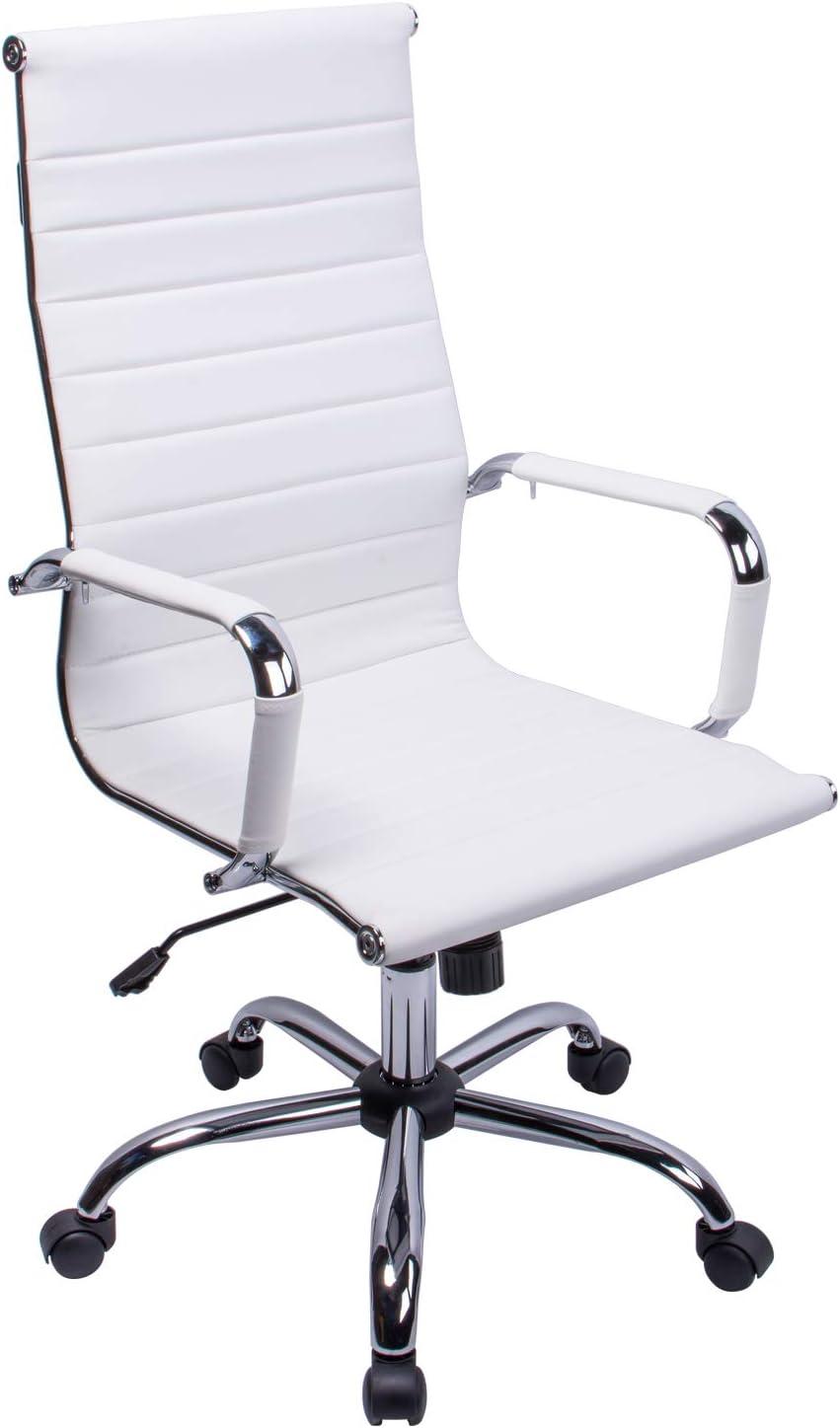 Bürostuhl weiß ergonomisch
