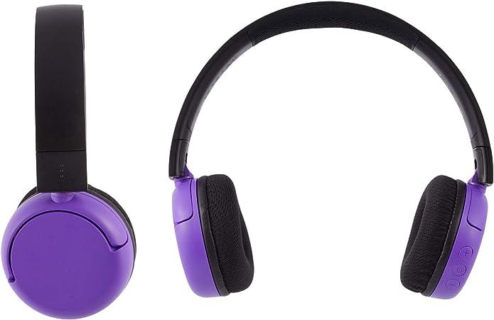 Buddyphones Pop Time Brandneu Made For Amazon Violett Altersklasse 8 15 Jahre Kindle Shop