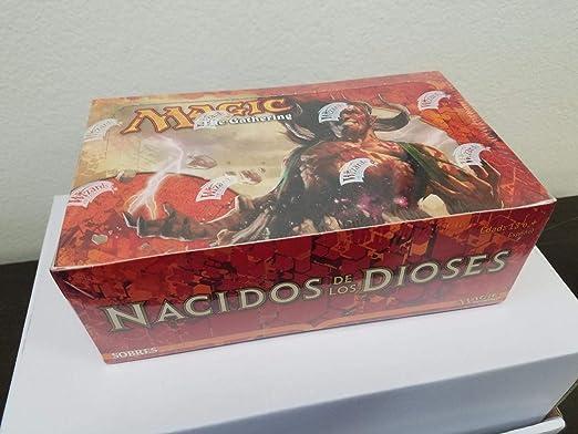 Amazon.com: Magic NACIDOS DE Los DIOSES The Gathering: Toys ...