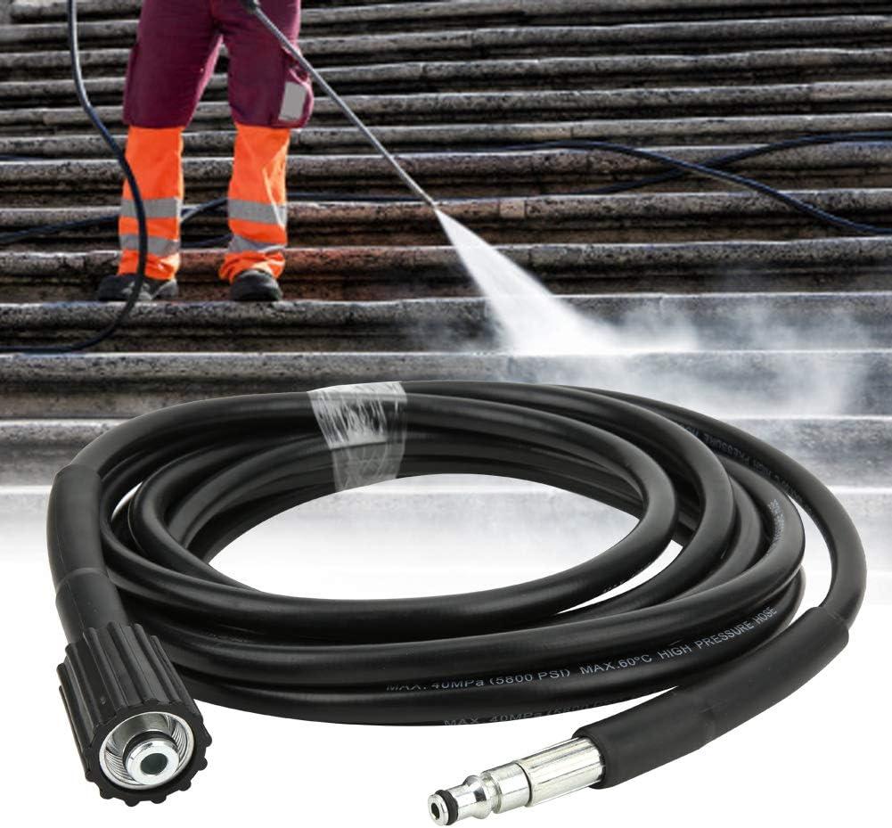 OKBY Manguera de Lavado 5M 5800Psi Conector M22 de Manguera de Lavado de Alta presi/ón para C100 C110 C120 C130 C140