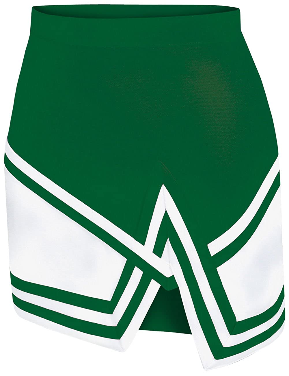 Crossover Cheer Uniform Skirt - Double Knit Adjustable Skirt For Cheerleaders - Women's Sizes Chassé 422KS