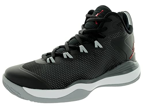 new style f6ff2 62a50 Nike air Jordan Super.Fly 3 BG hi top Basketball Trainers 684936 Sneakers  Shoes  Amazon.co.uk  Shoes   Bags